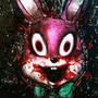 Robbie Rabbit Painting