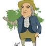 Jeremy Bentham by dYb