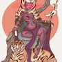 Jungle Princess by WitchyWays