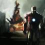 Iron Man speedpaint by TheFishyOne