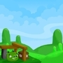 Angry Birds wallpaper - Piggy by 123shaneb