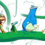 Rayman by Soapmonster