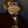 Gentleman Kong by Zamcb