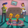 The Simpsons COTM1 sex change by FoxShift