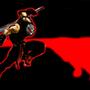 Crimson Ninja by TrojanMan87