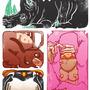 Animal box set 2 by MACHINA-3014
