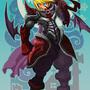 Demon Prince by Wenart