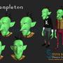 Templeton by animationsteve