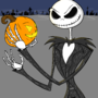 Jack Skellington by laneyboy007