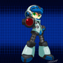 Mighty No.9 - Beck(fan Art) by CrazyCreators