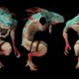 Birk (Character Model Sheet) by TankDriver