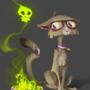Pussy poison by SmokeryDots