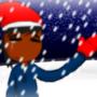Snowy night by MrJimmyAwesome