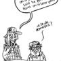 A Weird Joke by UNDERNATION