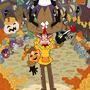Day of the dead halloween by AmericanRobot