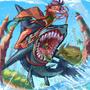 Shark Rider by G3no