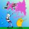 Jake and Jinx dance