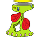 Semi-Organic Alien by strangeapparatus