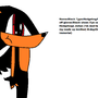Black the hedgebat BIO