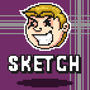 Sketch's Pixelated Avatar