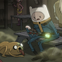 Fallout Adventure Time by deathink