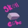 Skull Cube by SwedishPlumTrees