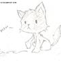 Kitty by RyuuFoo