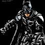 Batman by TrojanMan87