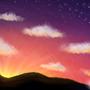 Sunset by Skimlet