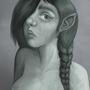 Elfine by Jaona