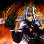 Sephiroth by Eggabeg