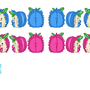 Onion sprite babies by Toxicoid
