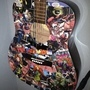 'Batman Villains' Guitar