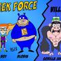 Geek Force by Creativeimonkey