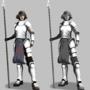 Mariko armour concept by RimKeLLo