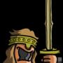 Barbarian Lock