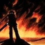 battle fire by kaiserSomadamus
