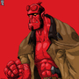 Hellboy Fanart by Letal