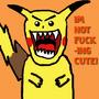 Im Not Fucking Cute by gman106