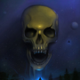 Cosmic Skull by MinioN99