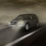 Foggy Road by Bad-Rabbit