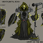 COTND: Death Metal Boss by jouste