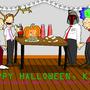 Halloween 2012 by twobyfour