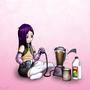 Markesellus Milkshake by Evil-Rick