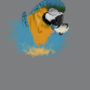 My sister's Macaw. by TatLoco