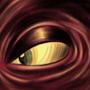 an eye by megadrivesonic