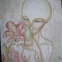 The Kiss by linda-mota