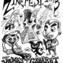 Wellington Zinefest 2013 by coconutbrainsurgery