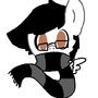 My OC Named Ice by RetroPuppyHD