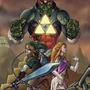 The Legend of Zelda by badownsu